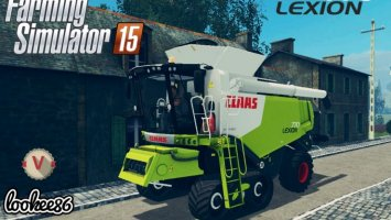 CLAAS LEXION 770 v1.1