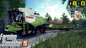 CLAAS LEXION 770 v1.2 final version v2