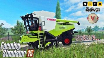 CLAAS LEXION 780 v1.1
