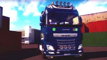 DAF E6 + Interior Edit v2