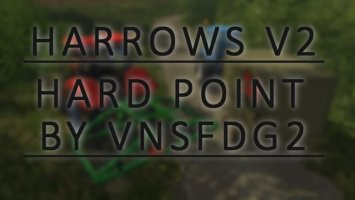 Harrows v2 Hard Point