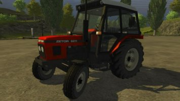 MR Zetor 6211 ls2013
