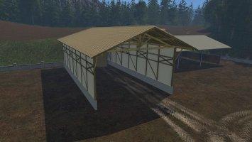 Bale Storage Building