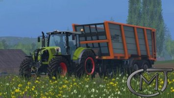 CLAAS Arion 650 v2.7 LS15