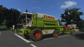 Claas Commandor 114cs ls2013