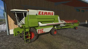 CLAAS COMMANDOR 116cs v3 ls2013