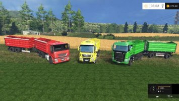 Fliegl Transport Pack LS15