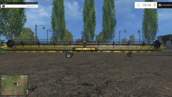 NEW HOLLAND CUTTER 20M v2 ls15