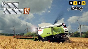 CLAAS LEXION 770 v1.3 final version v3