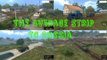 The Average Strip To Russia