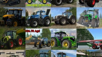 Tractors Pack LS15