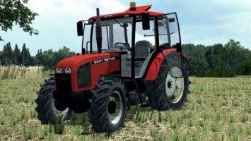 Zetor 5341 ls2013