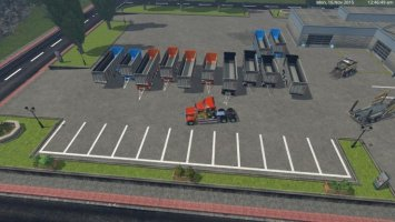 FLIEGL TMK TRAILERS PACK