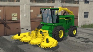 JOHN DEERE 7180 FIXED ls15