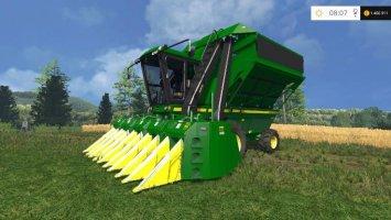 John Deere 7760 Cotton Picker ls15