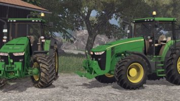 John Deere 8370R Final Version