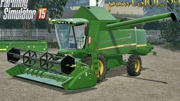 John Deere W540 ls15