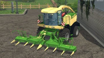 KRONE BIG X 580 FIXED V2.1