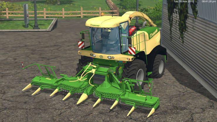 KRONE BIG X 580 FIXED V2.1 LS15
