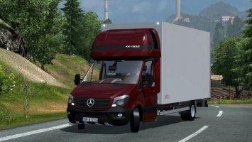 Mercedes-Benz Sprinter Izoterma v2.0