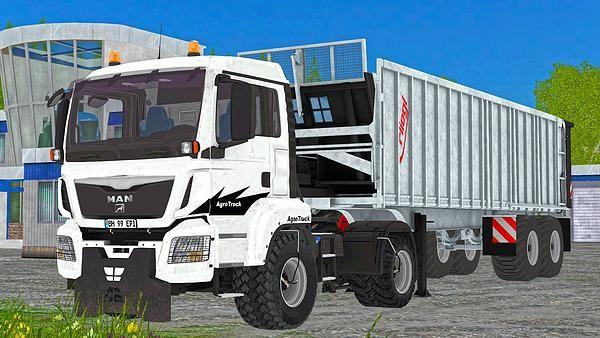 Stapel Agro Truck
