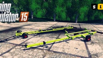 Trailers Claas LS15