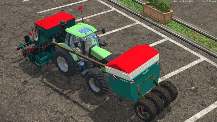 semoir sulky pour farming simulator 2013