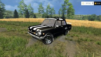 ZAZ 968M Black