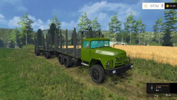 Zil 133 Timber LS15
