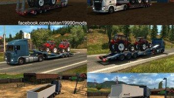 AGRICULTURAL TRAILER MOD PACK V2.2 ETS2