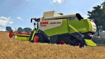 CLAAS LEXION 550 ls15