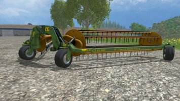 Elho Twin flex 600 Front Mounted Windrower