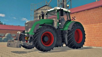 FENDT 936 WITH NEW AO V2.2 LS15