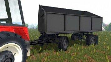 IFA HW 6011 Silage trailer ls15