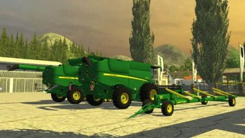 John Deere S690 Pack Beta LS15