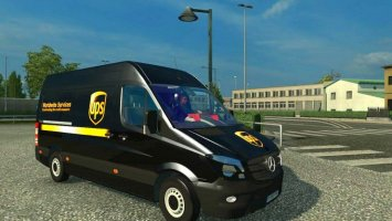 Mercedes-Benz Sprinter 311CDI 2014 By Klolo901 V4 ets2