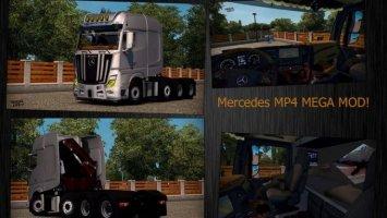 Mercedes MP4 4163 SLT 1.22.X
