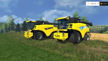 New Holland CR 9090 - 960 Pack