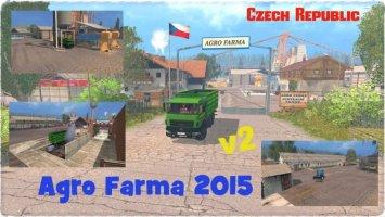 Agro Farma 2015 CZ V3