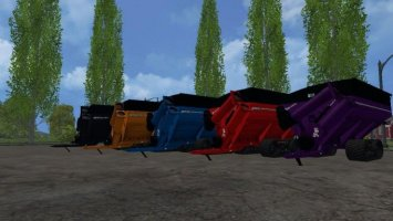 Brent Avalanche Auger Wagon Dyeable