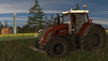 Fendt 936 Red Edition LS15
