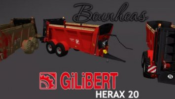 Gilibert Herax 20