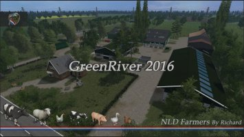 Green River 2016 2.1 LS15