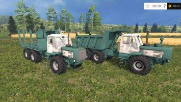 HTZ T-150K Pack LS15