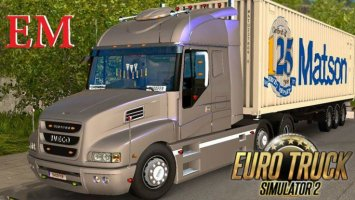 Iveco Strator and Volvo FH 2013 Tuning ets2
