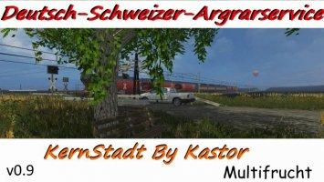 Kernstadt By Kastor v0.9 (MP Version) LS15
