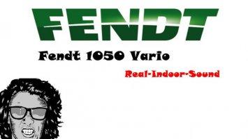 LS15 Fendt 1050 Grip Soundupdate v1   Realindoorsound by DjLitho