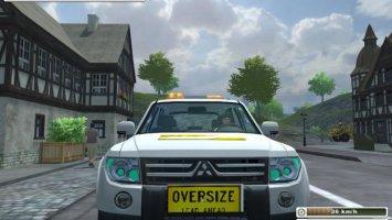 Mitsubishi Pajero Oversize v2 ls2013