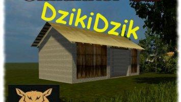 Polish barn