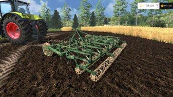 Romanian Cultivator 4.2m